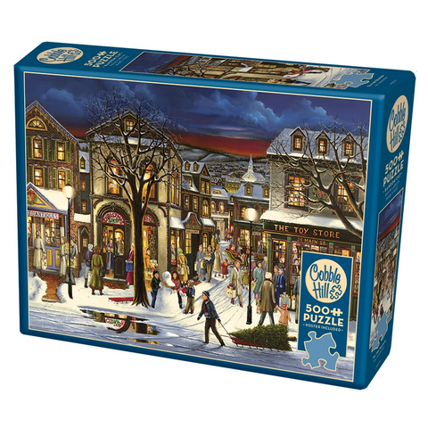 CH - Tis the Season - 500pc (85023)