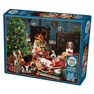 CH - Christmas Puppies - 500pc (85055)