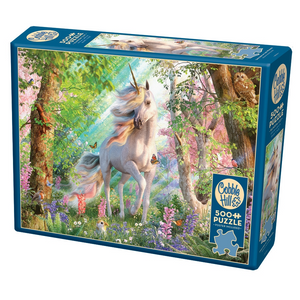 CH - Unicorn in the Woods - 500pc (85084)