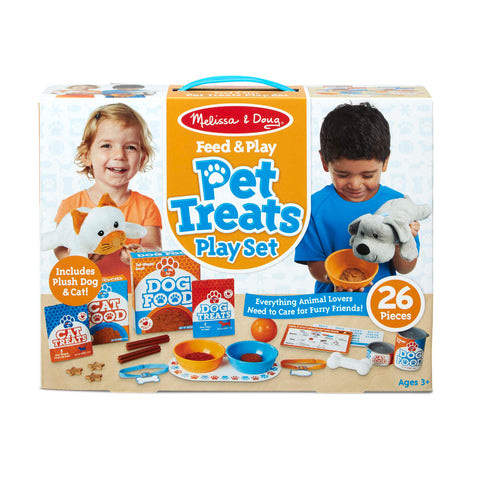 Feed & Play Pet Treats Play Set (8567)