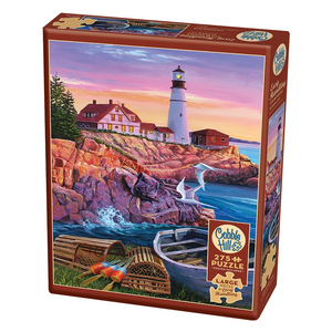 CH - Lighthouse Cove (Easy Handling) - 275pc (88008)
