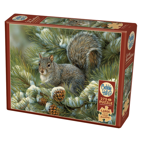 CH - Gray Squirrel (Easy Handling) - 275pc (88016)