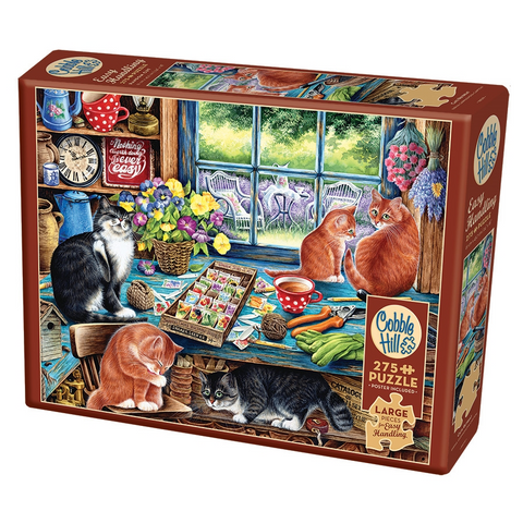 CH - Cats Retreat (Easy Handling) - 275pc (88019)
