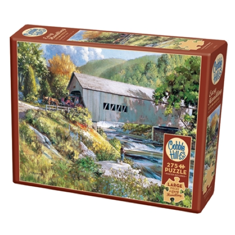 CH - Covered Bridge (Easy Handling) - 275pc (88031)