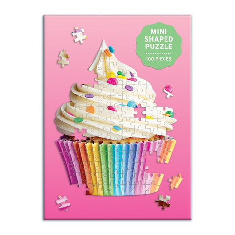 GAL - You're Sweet Cupcake Mini Shaped Puzzle (100pc)