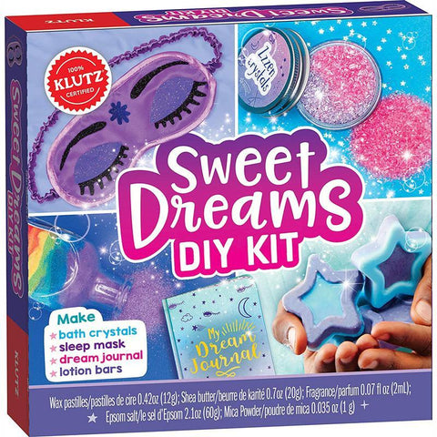 Klutz - Sweet Dreams DIY Kit (SCH)