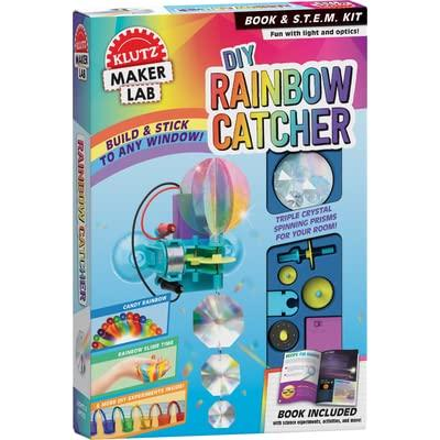 Klutz Maker Lab - DIY Rainbow Catcher (SCH)