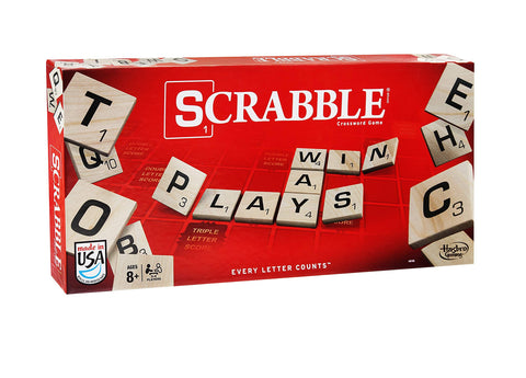 Scrabble Classic New Edition (HAS)