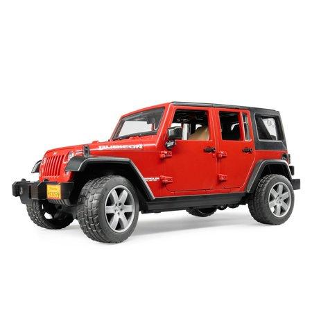 Jeep Wrangler Unlimited Rubicon (02525)