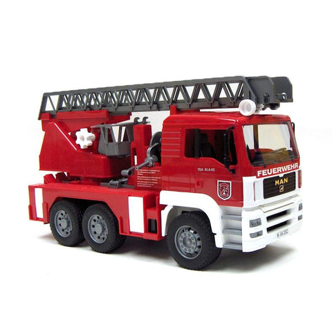 MAN Fire Engine w/ Water Pump w/ Light/Sound Module (02771)