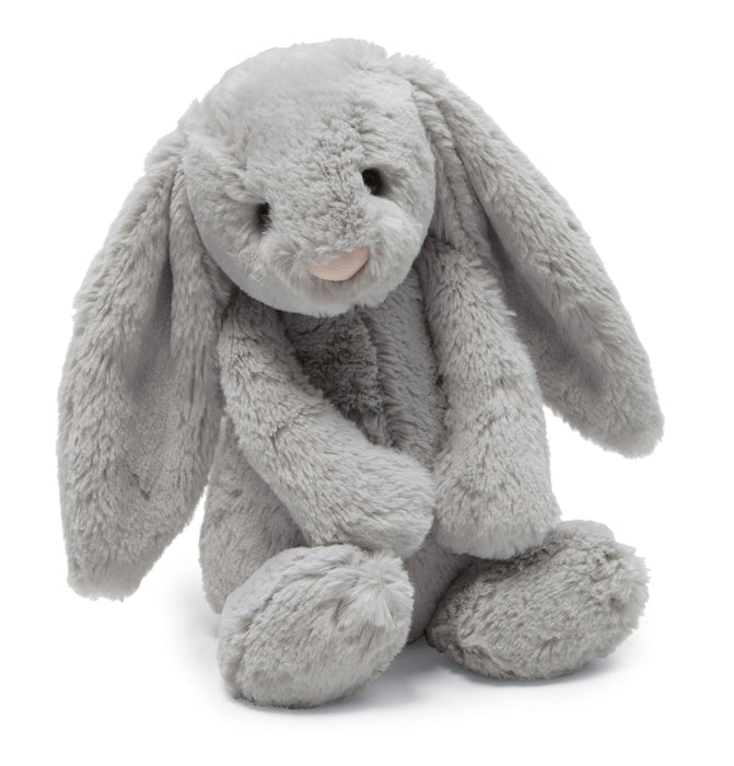 Bashful Grey Bunny Small (BASS6BG)