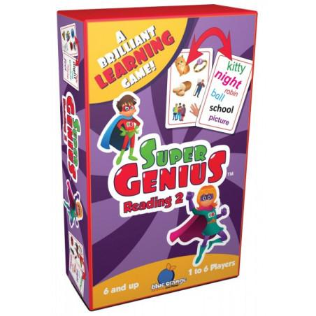 Super Genius Reading 2 (EV)