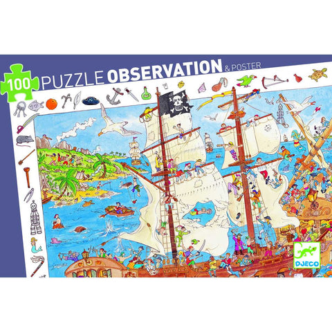 Pirates - 100pc (DJ07506)