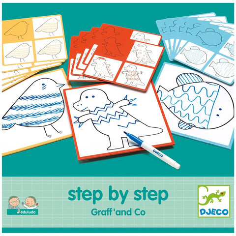 Step By Step Graff and Co (DJ08324)