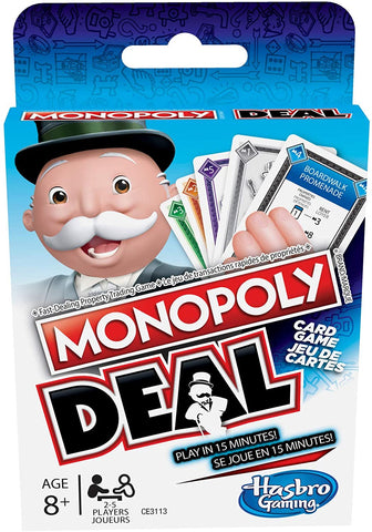 Monopoly Deal Card Game (HAS)