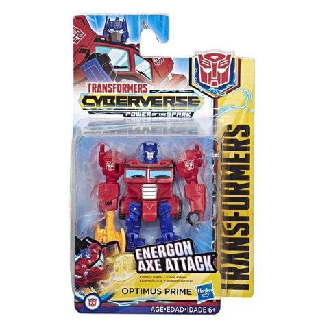 Transformers: Cyberverse Scout - OPTIMUS PRIME (HAS)