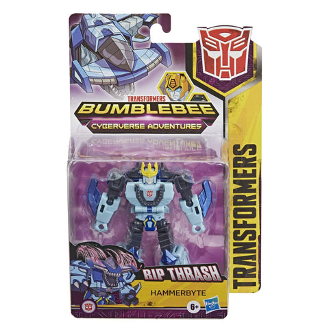 Transformers: Cyberverse Warrior - HAMMERBYTE (HAS)
