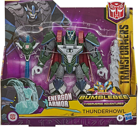 Transformers: Cyberverse Ultransformers - THUNDERHOWL (HAS)