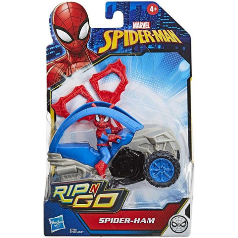 Spider-Man Rip n Go Vehicles - SPIDER-HAM (HAS)
