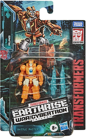 Transformers GEN WFC E Battle Master - RUNG (HAS)