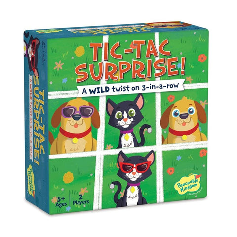Tic Tac…Cats & Dogs