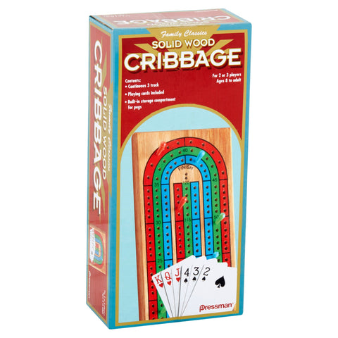 Cribbage (with playing cards)