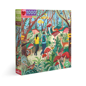 Hike in the Woods - 1000pc (Square)