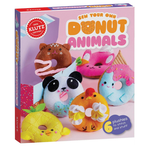 Klutz - Sew Your Own Donut Animals (SCH)