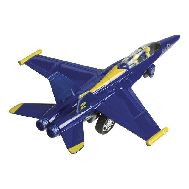 F-18 Blue Angel Jet