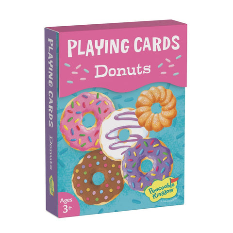 Donuts Playing Card Pack