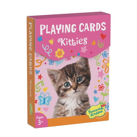 Kitties Playing Card Pack
