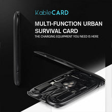 Load image into Gallery viewer, Multi-Function Urban Survival Card