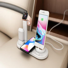 Load image into Gallery viewer, Multifunctional 4 in 1 Wireless Charger