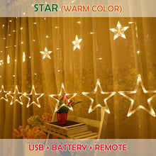 Load image into Gallery viewer, Starry Sky Romantic String Lights