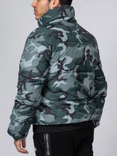 Load image into Gallery viewer, 3 Colors Camouflage/solid Color Men's Cotton-padded Clothes