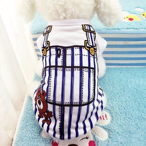 Cotton T Shirt Dog Vest Puppy Summer Clothing