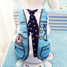Load image into Gallery viewer, Cotton T Shirt Dog Vest Puppy Summer Clothing
