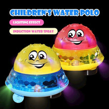 Load image into Gallery viewer, Infant Children's Electric Induction Water Spray Toy