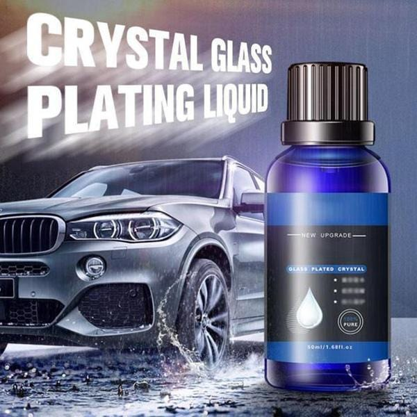 Crystal Glass Plating Liquid