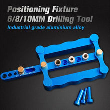 Load image into Gallery viewer, Positioning Fixture 6/8/10MM Drilling Tool