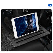 Load image into Gallery viewer, Car Steering Wheel Storage Table