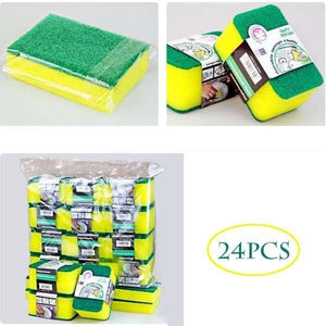 Special Cleaning Sponge Cloth (24pcs)