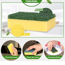 Load image into Gallery viewer, Special Cleaning Sponge Cloth (24pcs)