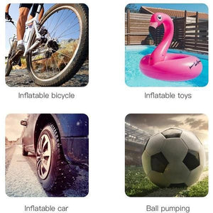 Mini Tire Inflatable Pump