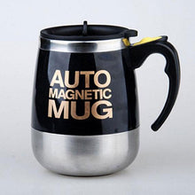 Load image into Gallery viewer, Stainless Steel Upgrade Magnetized Mixing Cup
