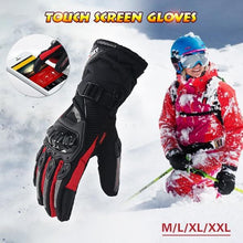 Load image into Gallery viewer, Touch Screen Winter Warm  Gloves,Waterproof Windproof
