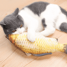 Load image into Gallery viewer, Fish Kicker Cat Toy