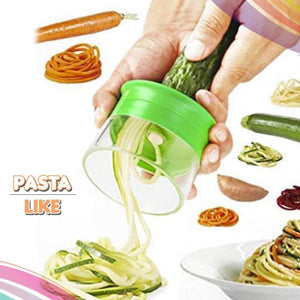 Mini Handheld Easy Vegetable Spiralizer