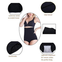 Load image into Gallery viewer, High Waist Shaping Corset Panties