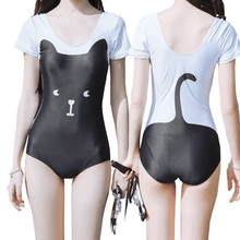 "Load image into Gallery viewer, ""Catsuit"" Bodysuit"